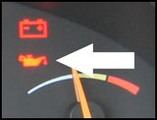 The Oil Light Is Turned On By An Oil Pressure Sending Unit The Sending Unit Provides The Ground To The Light When The Oil Pressure Becomes Too Low