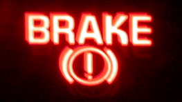 Lovely ... The Switch Brake Warning Light Nice Design