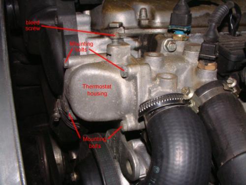 Auto Thermostat  U2013 Auto Repair Help